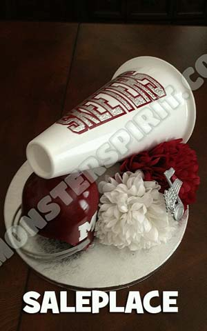 Texas Football Banquet Centerpiece - monsterspirit.com
