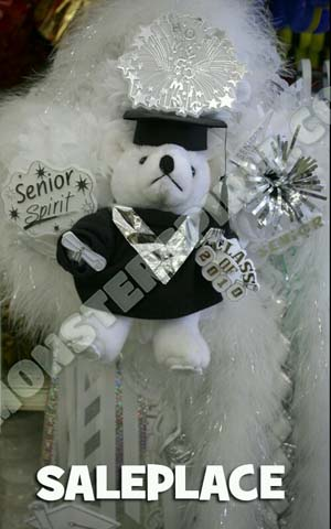 Senior Grad Bear Mum