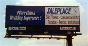 Saleplace Billboard